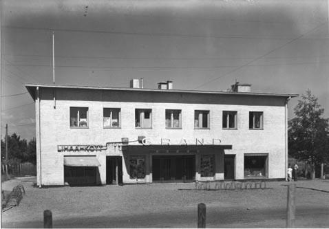 Tikkurilan elokuvateatteri